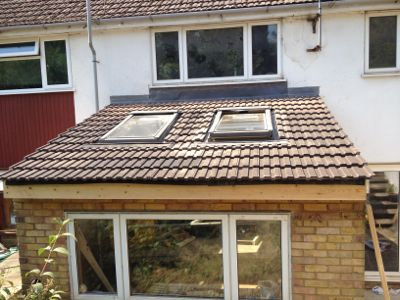 Hertford Lower Extension Rj Roofing