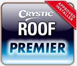 We are an approved installer for CrysticROOF!